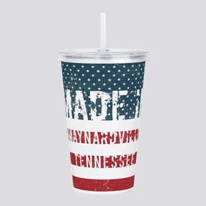 Made in Maynardville, Acrylic Double-wall Tumbler